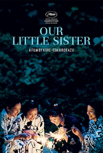 Poster for Our Little Sister (Umimachi Diary)