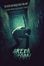 Poster for Green Room