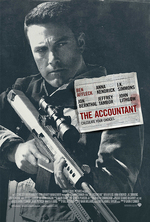 Poster for The Accountant
