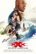 Poster for xXx: Return of Xander Cage