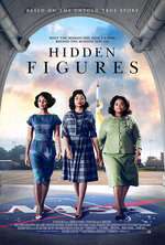 Poster for Hidden Figures