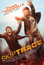 Poster for Skiptrace