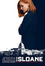 Poster for Miss Sloane