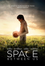Poster for The Space Between Us