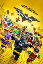 Poster for The LEGO Batman Movie