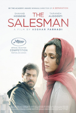 Poster for The Salesman (Forushande)