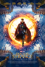 Poster for Doctor Strange (Free Re-Screening)