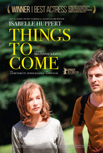 Poster for Things to Come (L'avenir)