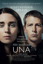 Poster for Una