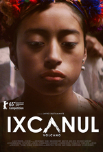 Poster for Ixcanul (Volcano)
