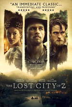 Poster for The Lost City of Z