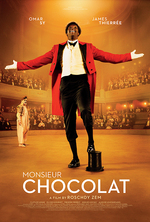 Poster for Monsieur Chocolat