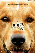 Poster for A Dog's Purpose