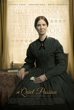 Poster for A Quiet Passion