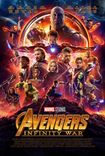 Poster for Avengers: Infinity War (Free Screening)