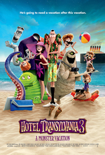 Poster for Hotel Transylvania 3: A Monster Vacation