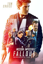 Poster for Mission: Impossible – Fallout