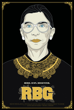 Poster for RBG (Q&A Screening)