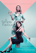 Poster for A Simple Favour