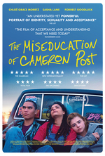 Poster for The Miseducation of Cameron Post (Free Screening)