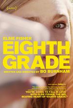 Poster for Eighth Grade