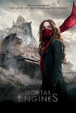 Poster for Mortal Engines