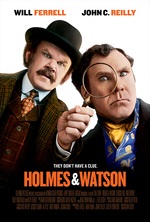 Poster for Holmes & Watson