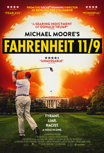 Poster for Fahrenheit 11/9