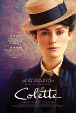 Poster for Colette