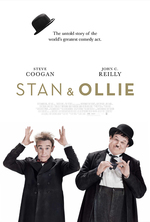 Poster for Stan & Ollie