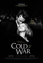 Poster for Cold War (Zimna wojna)
