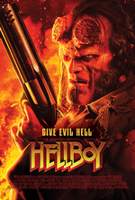 Poster for Hellboy