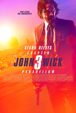 Poster for John Wick: Chapter 3 – Parabellum