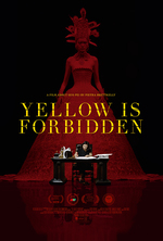 Poster for Yellow is Forbidden