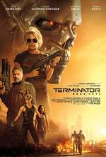 Poster for Terminator: Dark Fate