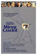 Poster for The Mirror Crack'd