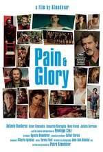 Poster for Pain and Glory (Dolor y gloria)