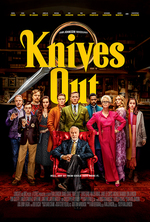 Poster for Knives Out (Free Screening)