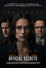Poster for Official Secrets