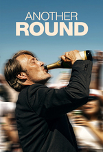 Poster for Another Round (Druk)