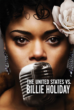 Poster for The United States vs. Billie Holiday